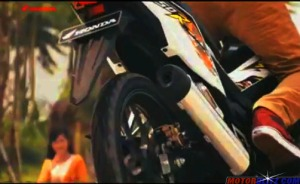 Honda sonic 150R 1j