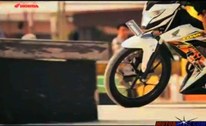 Honda sonic 150R 1m