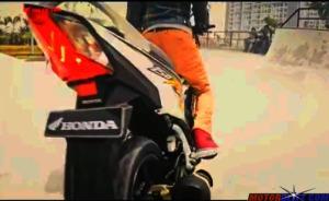 Honda sonic 150R 1u