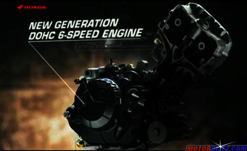 Honda sonic 150R dohc