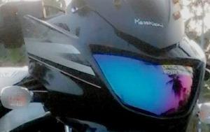 lampu depan pelangi ninja 150 r