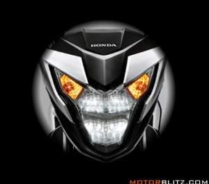 lampu depan sonic 150