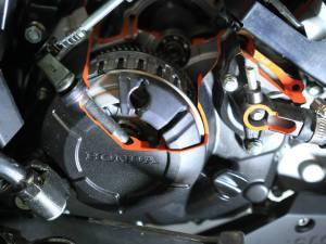 mesin DOHC Sonic 150