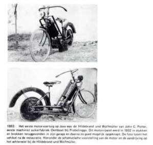motor CJ Potter from Kreta Setan-de duivelswagen book