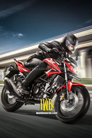 New cb150r 2015 asesoris