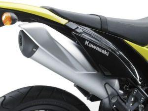 New Kawasaki D-Tracker 150 orange kuning (11)