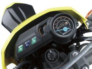 New Kawasaki D-Tracker 150 orange kuning (6)
