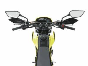New Kawasaki D-Tracker 150 orange kuning (7)