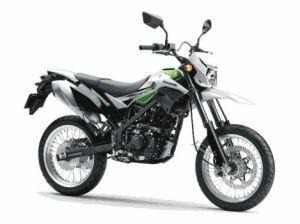 New Kawasaki D-Tracker 150 versi (12)