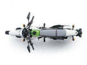 New Kawasaki D-Tracker 150 versi (2)