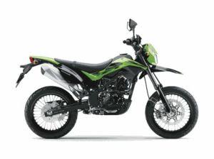 New Kawasaki D-Tracker 150 versi se (2)