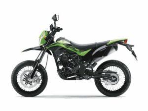New Kawasaki D-Tracker 150 versi se (3)