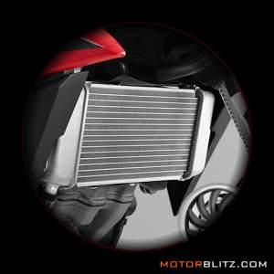 radiator CB150R 2015