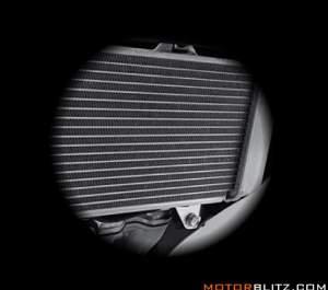 radiator sonic 150