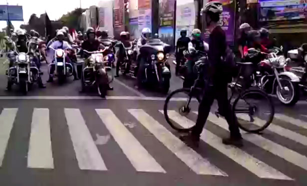 sepeda hadang moge 3