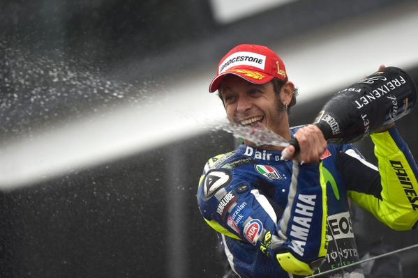 Silverstone motogp 2015 rossi win