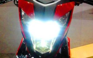 Sonic 150 headlamp led