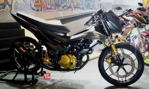 Sonic 150 Modifikasi (2)