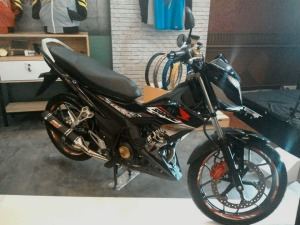 Sonic 150 Modifikasi (5)