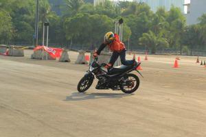 Sonic 150 test ride