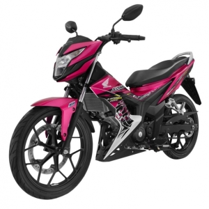 sonic 150 warna pink