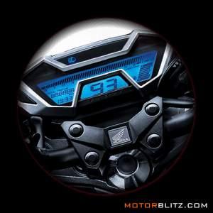 speedometer CB150R 2015