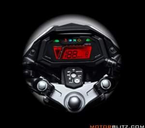 speedometer digital sonic 150