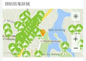 gojek near me