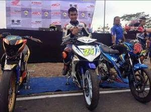 mx king m fadhil