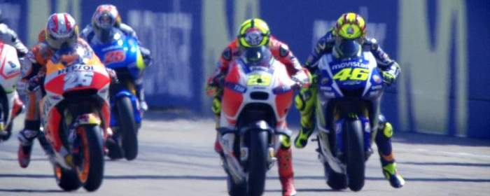 start Aragon MotoGP september 2015