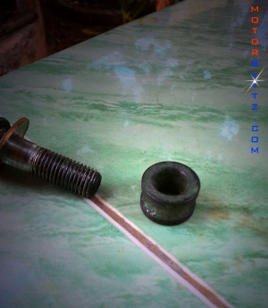 bagian tengah bearing