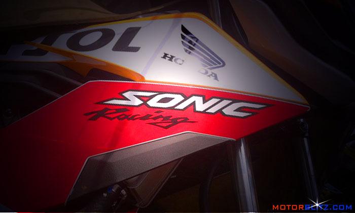 Honda Sonic 150R Repsol