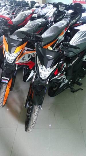 Honda Sonic 150R versi motoGP (2)