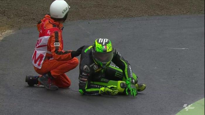 pol espargaro crash Motegi MotoGP 2015