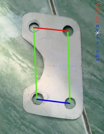 pola braket adaptor