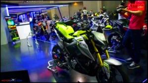 11 Yamaha mt15 mt slaz 2016