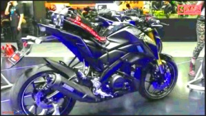 15 Yamaha mt15 mt slaz 2016