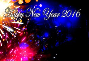 2016 new year card