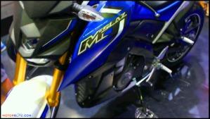 37 Yamaha mt15 mt slaz 2016