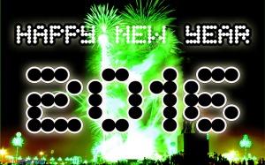 kartu tahun baru new year 2016