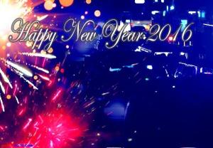 selamat tahun baru happy new year 2016