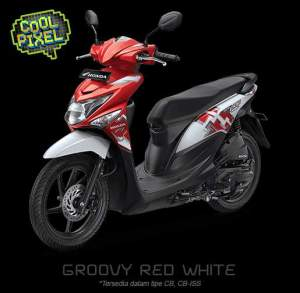 beat pop 2016 cool pixel merah