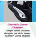 Garnish Cover Muffler