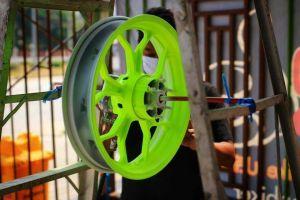 green hijaumodifikasi Yamaha Xabre 150 M-Slaz (2)