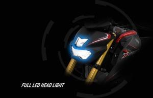 lampu depan led xabre