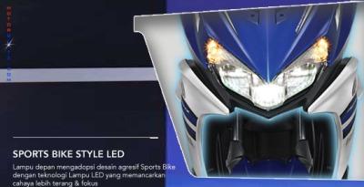 led lamp aerox