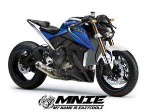 modifikasi Yamaha Xabre 150 M-Slaz (2)