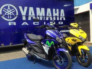 new yamaha aerox 2016