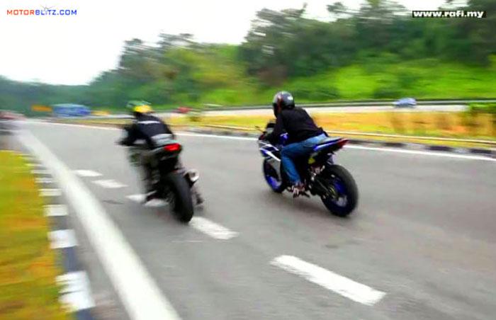 ninja 250 se vs r25