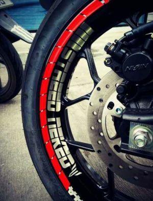 red modifikasi Yamaha Xabre 150 M-Slaz (2)